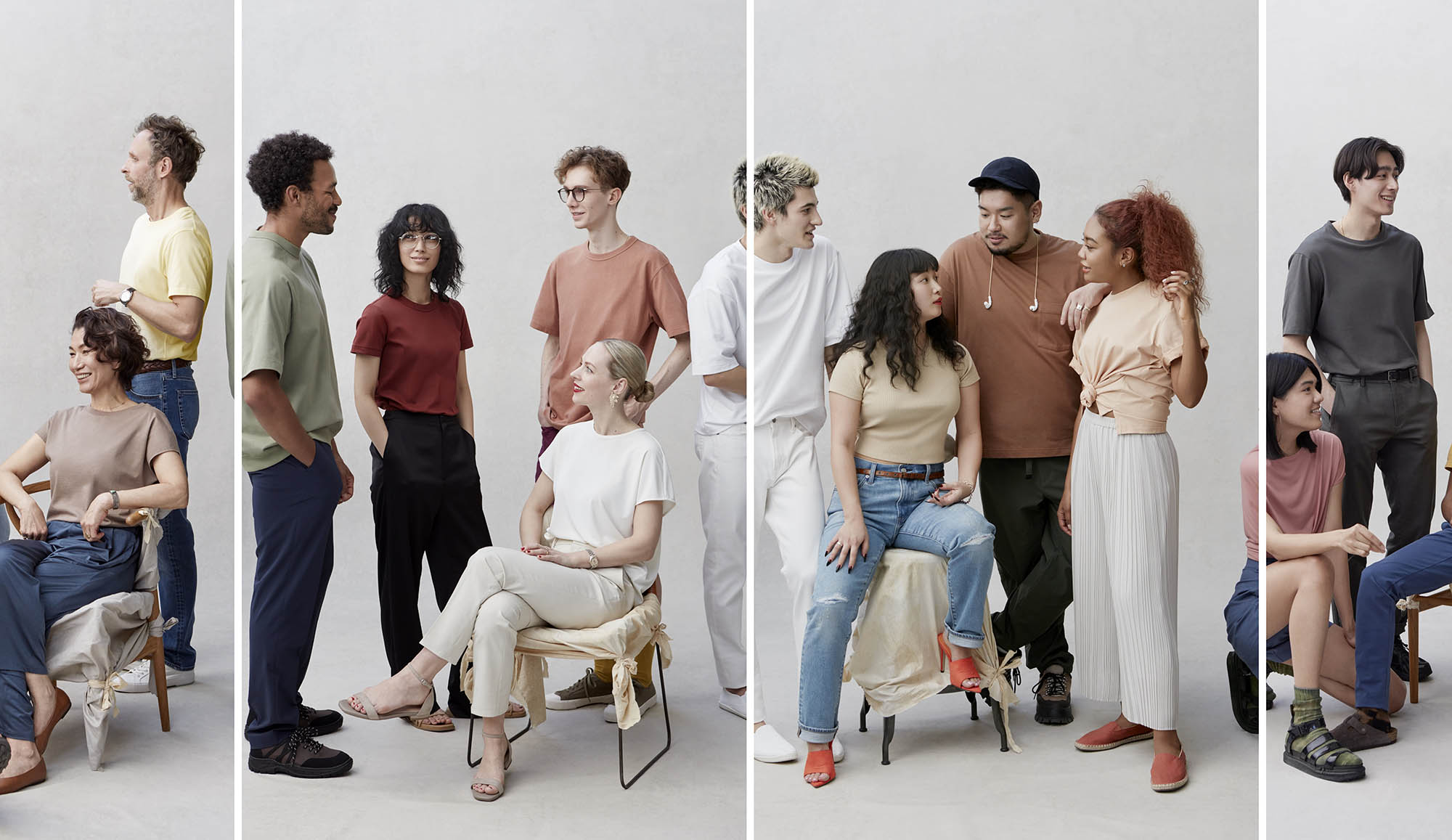Stay Comfortable and Stylish with UNIQLO's T-Shirt Line-up
