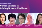 ARISE-Philippines, SM Cares, Resilient PH team up for webinar  on women on disaster management and resilience