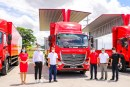 J&T Express celebrates another milestone with Foton Motor Philippines, Inc.