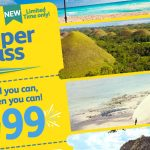 Buy all you can, fly when you can with the CEB Super Pass for only PHP99!