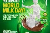 MILO celebrates World Milk Day with 10 million jump skips