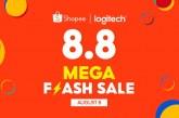 Enjoy up to 50% off on Logitech's best wireless gaming gear on Shopee 8.8 Mega Flash Sale!