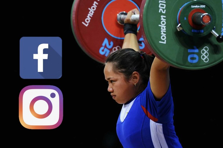 Tokyo 2020 Olympics Facebook and Instagram data pitches