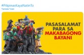 Twitter insights reveal what are the Filipino Millennials up to 56% of Filipino Millennials go to Twitter to discover new connections, take a stand, and candidly discuss their health and finances