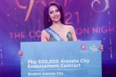 Bb. Araneta City Francesca Taruc readies for more firsts at the City of Firsts