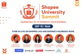Shopee Continues to Strengthen Its Support for MSMEs with Its Second Shopee University Summit
