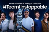 SAMSUNG Calls On the Youth to Do What They Can't with Launch of #TeamUnstoppable Campaign across Southeast Asia