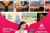 Kilig Goes On-Demand: Pinoy Audiobook Platform Opens Early Access With Library of Romance Titles