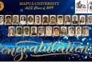 Mapúa graduates 24 junior high students under DepEd's alternative learning system program